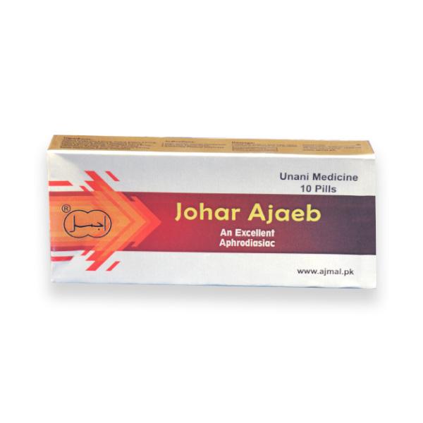 Johar Ajaeb improves blood flow, sensation, It is best sex enhancement pills in pakistan.
