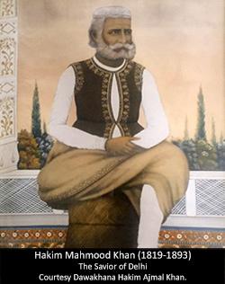 Hakim Mahmood Khan