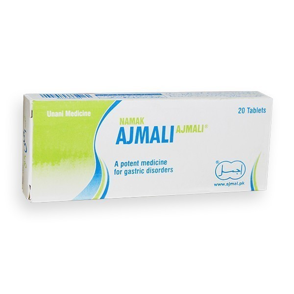 Namak Ajmali is useful for gastric problems, indigestion, flatulence, gastric pain, lack of appetite, and liver weakness..