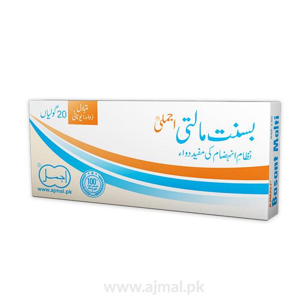 Basant-Malti-stomach-intestine-diarrhea-herbal-unani