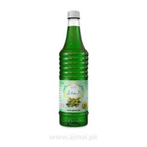 Sharbat Elaichi power full aromatic, stomachic, stimulant, employed in nausea vomiting &flatulence-Refresh breath.