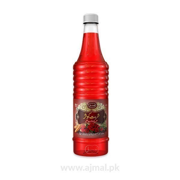 Sharbat Kausar is prepared from aqueous distillate fresh fruits, and selected herbs. Herbs generally refer to the leafy green or flowering parts of a plant