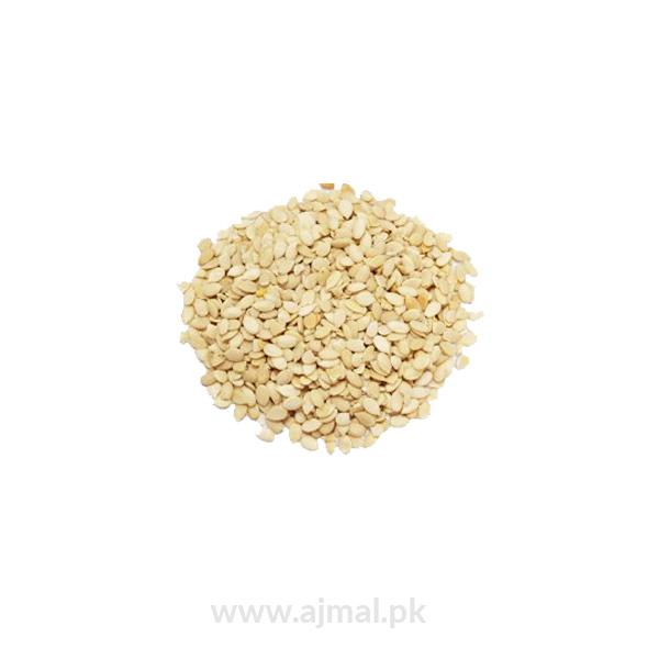 (Maghaz Chahar) Dried Melon Seeds
